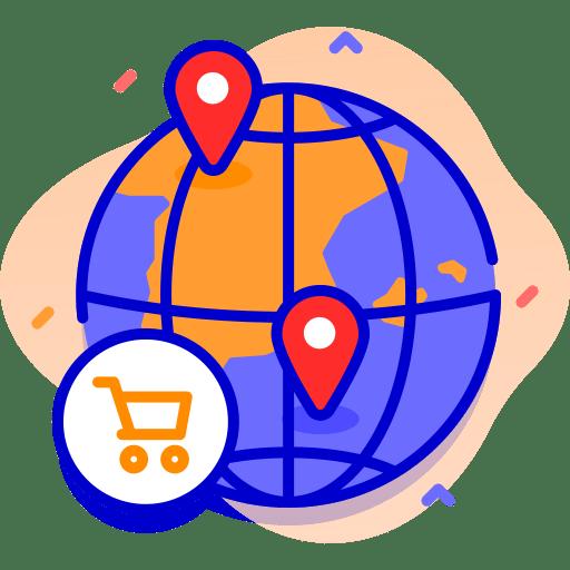 sell online worldwide